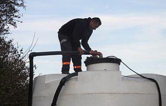 İskele Belediyesi: Ağıllar Köyünün su çilesi bitti