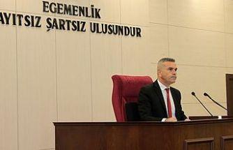 Kamu Hizmeti Komisyonu bütçesi kabul edildi
