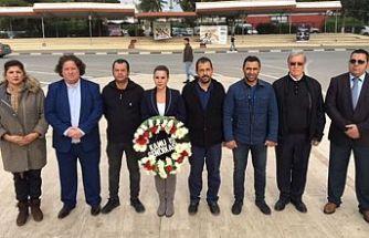 KAMU-İŞ 31. kuruluş yıldönümünü kutluyor
