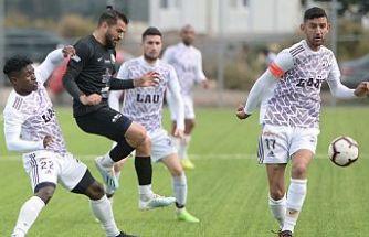 Mbah Lefke'yi dağıttı: 6-1