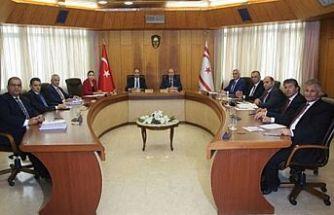 Meclis bütçe çalışmaları nedeniyle tamamlanamayan Bakanlar Kurulu toplantısı yarın sürecek
