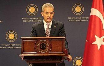 Aksoy: AB Kıbrıs'lı Türklerin varlığını ve haklarını yok saymıştır