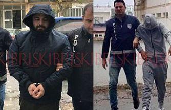 Kurşunlama zanlılarına 3'er gün tutukluluk