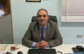 Gazimağusa Devlet Hastanesi'nin yeni Başhekimi Dr. Mustafa Kalfaoğlu
