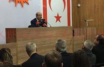 UBP'nin Cumhurbaşkanı adayı Tatar