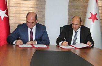 Ulaştırma Bakanlığı ile Değirmenlik Belediyesi arasında protokol imzalandı