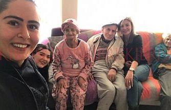 Yaşlılarımıza, kişisel bakım desteği