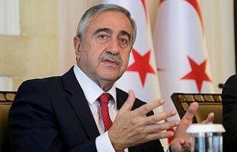 Akıncı: Türkiye ve Türkiye'deki kardeşlerimizin iyiliğinden, daha mutlu bir geleceğe ulaşmasından başka isteğimiz yoktur