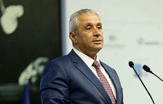 """Bakan Taçoy: """"Rumlar, Günsel'i hayretle takip ediyor"""""""