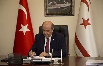 Başbakan Tatar, Regaip Kandili dolayısıyla mesaj yayımladı