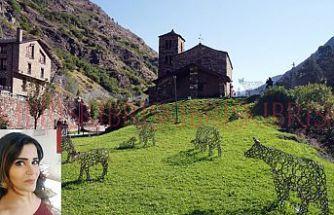 Dağlar ülkesi Andorra