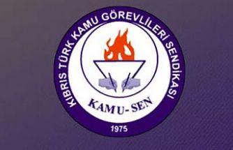 KAMU-SEN üyelerinin on call çalışmayacağını duyurdu