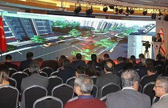 Maraş'ta 4 bin 200 yurttaşa yeni yaşam alanı