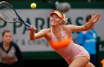 Sharapova'nın vedası