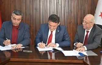 Tarım Bakanlığı ile Kamu-İş arasında SÜTEK toplu iş sözleşmesi imzalandı