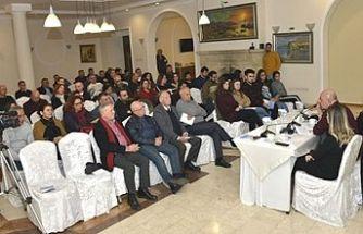 Üçüncü Toplum Girne'de buluştu