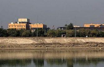 Bağdat'taki ABD Büyükelçiliğine füzeli saldırı