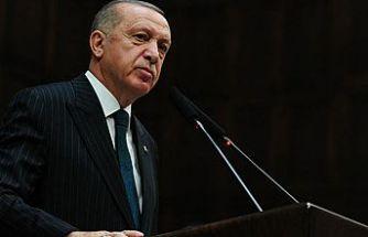 Erdoğan'dan koronavirüs tedbirlerine ilişkin açıklama!