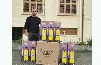 Sağlık Bakanlığı'na 48 adet ilaçlama pompası