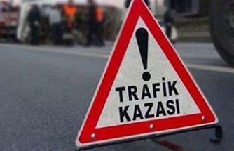 Haftalık Trafik Raporu: 35 kaza, 15 yaralı