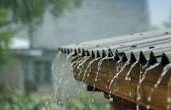 En çok yağmur Boğaz'da kaydedildi