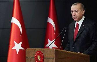 Erdoğan: Hiçbir virüs, hiçbir salgın Türkiye'den güçlü değildir