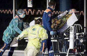 İspanya'da Kovid-19'dan hayatını kaybedenlerin sayısı 10 bini geçti