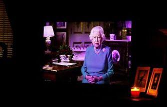 Kraliçe ulusa seslendi: Başaracağız