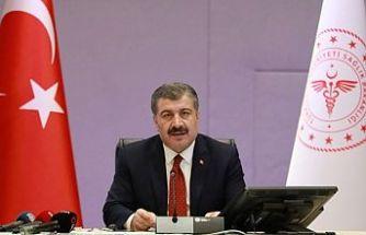 Türkiye'de Koronavirüsten toplam can kaybı 725 oldu