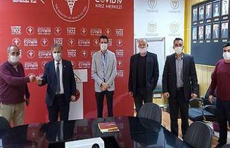 Vakıflar Bankası'ndan Covıd-19 ile mücadeleye 300 bin TL katkı