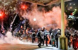 ABD'de birçok kentte sokağa çıkma yasağı ilan edildi