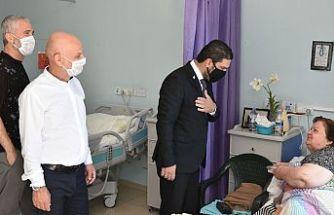Sağlık Turizmi Konseyi, Bülent Ecevit Rehabilitasyon merkezini ziyaret etti