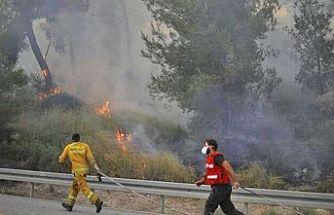 Son 24 saatte 18 yangın meydana geldi