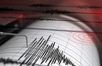 Son dakika:  Akdeniz'de deprem!