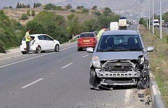 1 Haftada 39 trafik kazası meydana geldi 20 kişi yaralandı