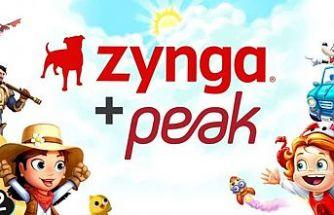ABD'li Zynga, Türk Peak Games'i 1.8 Milyar Dolara satın aldı