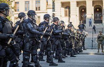 Amerikan polisinin şiddeti bitmiyor