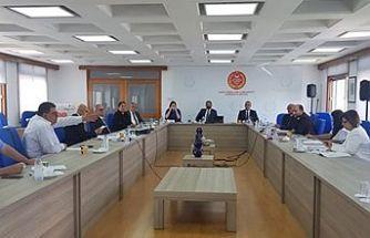 Ekonomi, Maliye, Bütçe ve Plan Komitesi toplandı