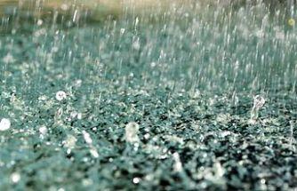 Salı gününe kadar yer yer yağışlı havanın etkili olması bekleniyor
