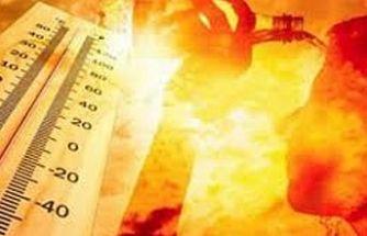 Hava sıcaklığı 40 dereceyi bulacak