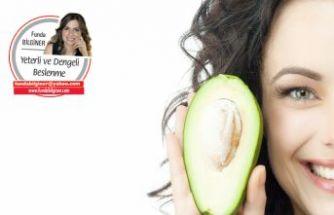 Sağlıklı beslenerek cildinizi koruyun