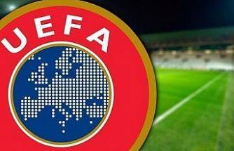 UEFA Trabzonspor'u Avrupa'dan bir yıl men etti