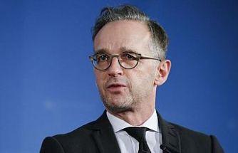 Almanya Dışişleri Bakanı Maas'tan Türkiye'ye yönelik Kovid-19 seyahat uyarısı açıklaması