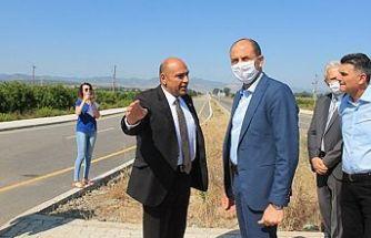 Atakan: Kabine çevre yolunun kalanı için kaynak yaratmada hemfikir