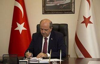 Başbakan Tatar'dan 11 Temmuz Basın Günü mesajı