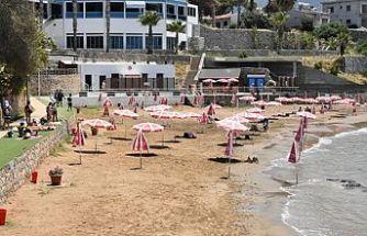 Girne'deki iki plajın deniz suyu analiz sonuçları temiz