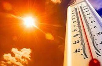 Hava sıcaklığı 41 derece