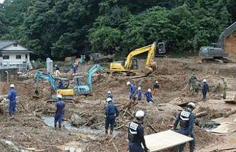 Japonya'daki sel felaketinde ölü sayısı 72'ye yükseldi