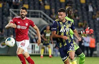 Kadıköy'de Sivas güldü: 2-1