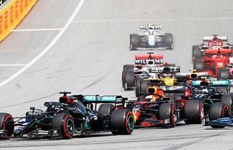 Mercedes-AMG Petronas, duble yaptı